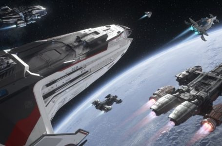 Free Fly Event OngoingUntil September 23 In Star Citizen.