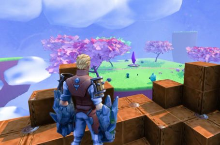 MMO Elteria Adventures Voxelbox Announced A Mega Patches Including The 4 Roadmap