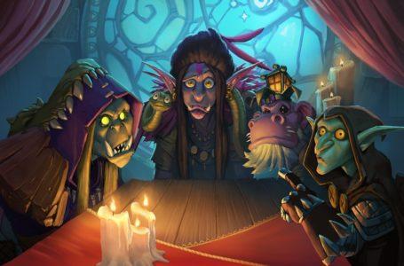 Hearthstone Masquerade Ball Event Halloween Celebrations