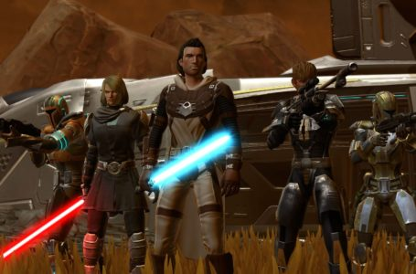 Star Wars The Old Republic Next Update New Tier Of Augments Will Be Added