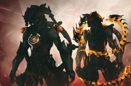 Warframe Nezha Prime Is Now Available On All Consoles
