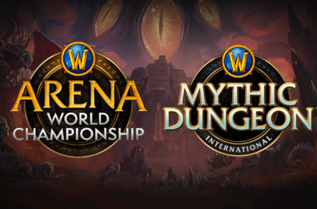 World Of Warcraft Banned 2 Highly Ranked PvP Players From Competitive Playing