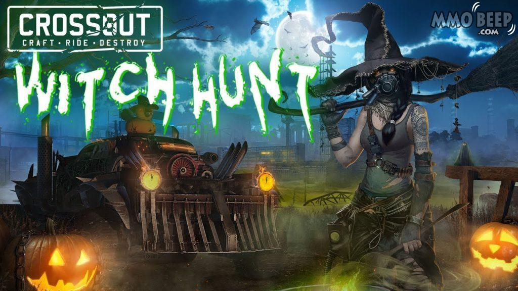 Crossout Halloween 2020 Witch Hunt