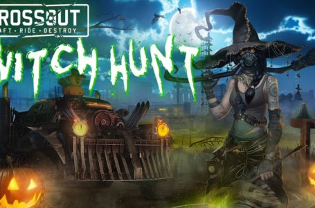 Crossout Halloween 2020 Witch Hunt Spooky Event Is Up
