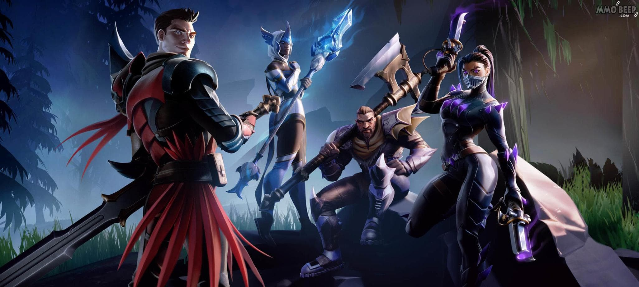 Dauntless Gliders, New Behemoth, Halloween Event And A Lot Of More Interesting Content Is Coming According To Roadmap