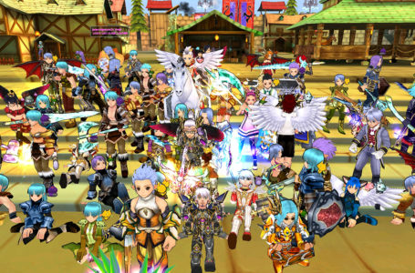 Gamigo 20th Rewards Great Anniversary Celebrations Packs And Incentives For Their Games