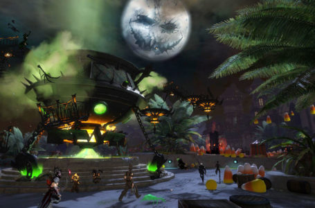 Guild Wars 2 Mad King Returns For A New Scary Halloween 2020