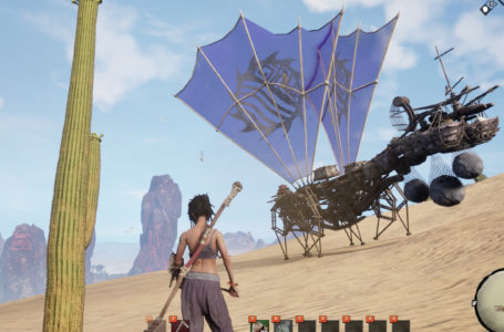 Last Oasis Starts Beta Test Branch Soon The Addition Of The New Panda Walker And A New Map