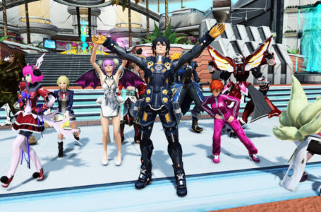 Phantasy Star Online 2 Episode 5 Is Live With Lots Of New Content New Hero