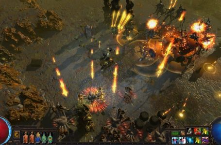 Path Of Exile December Events And The Hideout Creation Contest Winners Announced