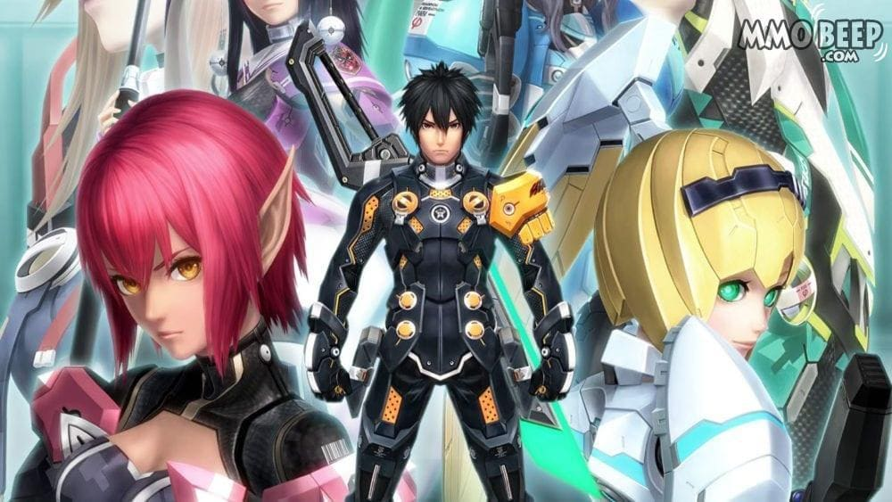 Phantasy Online 2 New Campaign Released This November 25