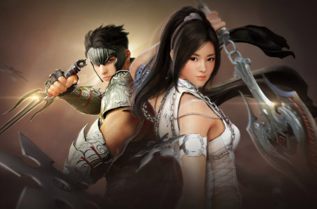 Black Desert Mobile Added Musa And Maehwa, Two New Awesome Classes