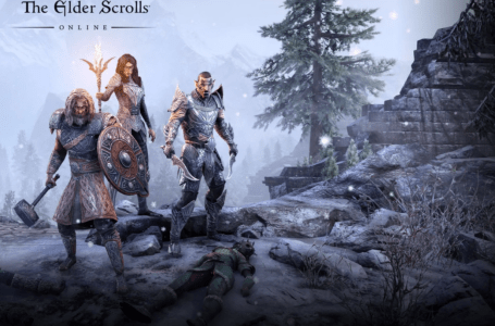 Elder Scrolls Online Undaunted Celebration Event Moved To December 3