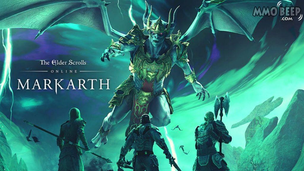 Elder Scrolls Online Markarth Expansion