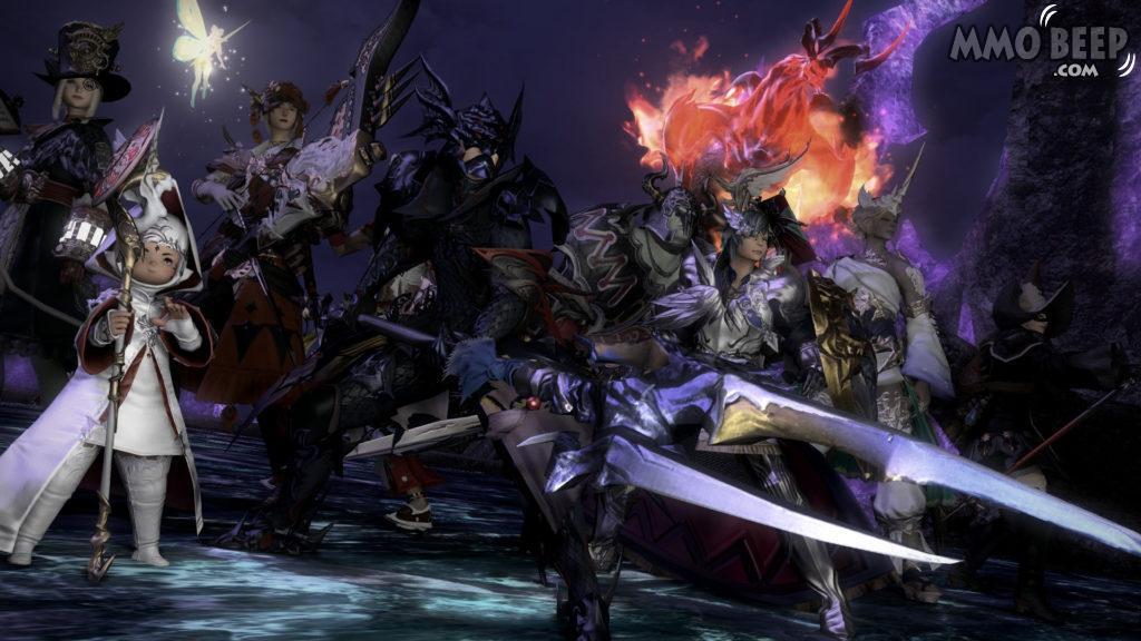 Final Fantasy XIV Future Rewritten Talks Reveals The NEW Patch 5.4 Content