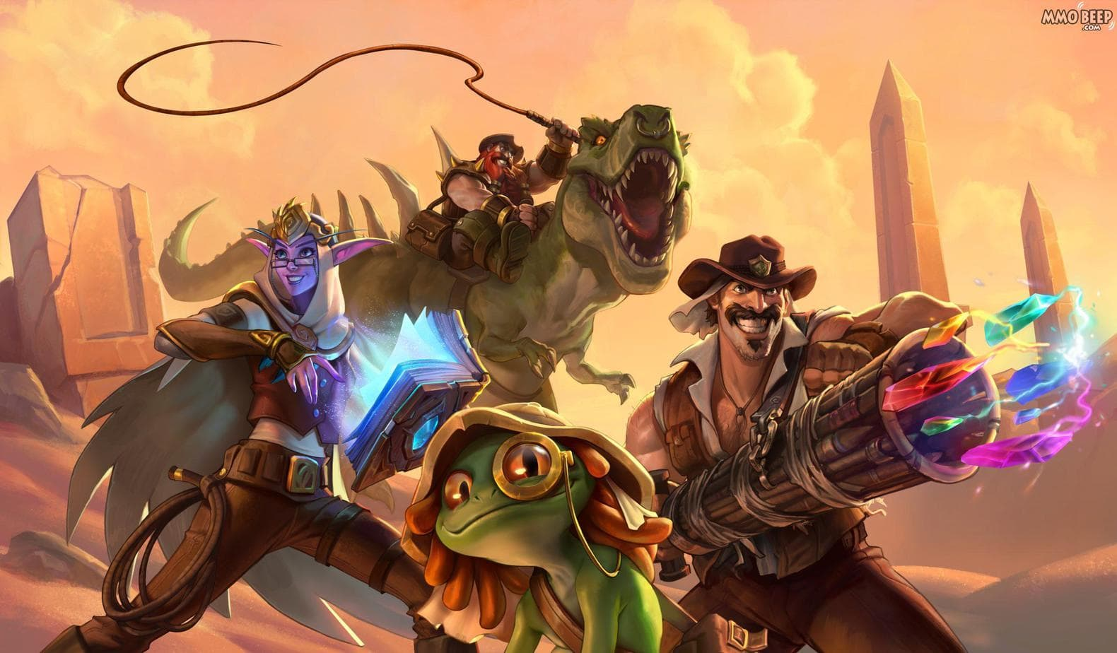 Hearthstone Early Access Duels And Progressions New Update Released