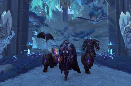 World Of Warcraft Newest Expansion Shadowlands Finally Launches On November 23