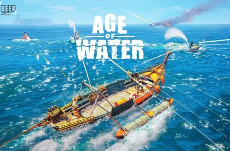 Age Of Water Is An Upcoming Waterworld-Inspired Post-Apocalyptic Open-World MMO