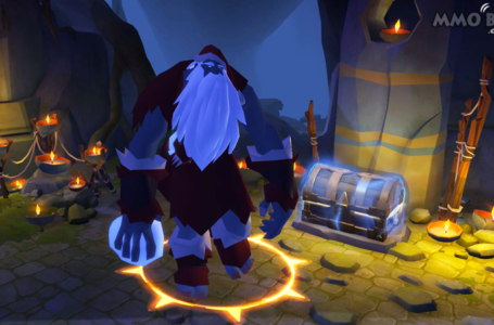 Uncle Frost is Visiting Albion Online Also Sandbox Interactive Released The Last Update For This Year