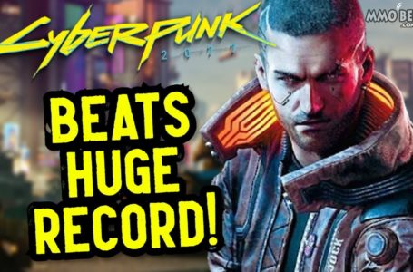 Cyberpunk 2077 Beats Record For The Biggest PC Launch Of All-Time