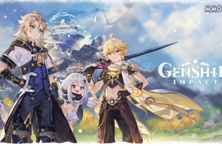 Genshin Impact The Chalk Prince and the Dragon Brings New Map Expansion, New Characters, And Much More