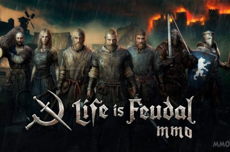 Life is Feudal MMO Shutting Down Sadly on January 18 2021