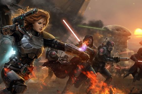 Star Wars The Old Republic Echoes Of Oblivion Released