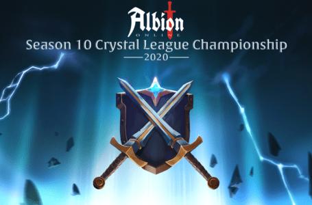 Albion Online Announces The Crystal League Championship Tournament Winners
