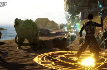 Ashes Of Creation Mage Showcased In Their Latest Alpha One Preview Blog