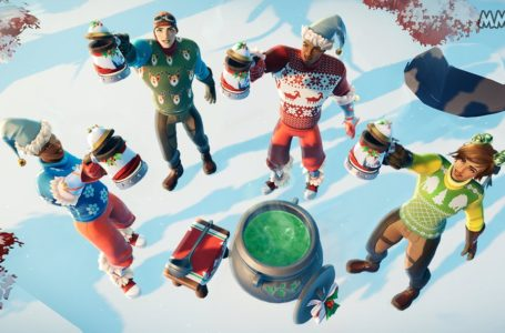Dauntless Frostfall 2020 Brings In The Holiday Season With Snowball Fights And Gifts