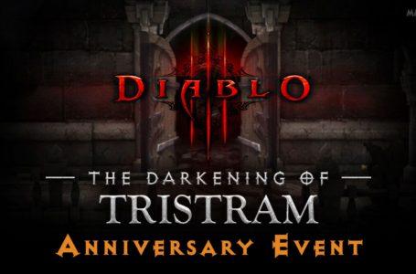 Diablo 3 Darkening of Tristram Anniversary Starts This January