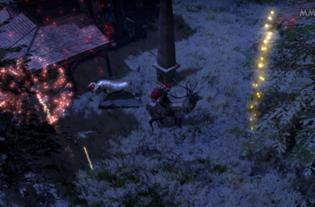 Wild Terra 2 latest update adds a new dungeon, new territory buildings, and snow