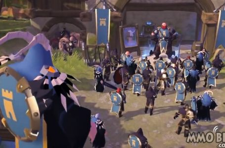 Albion Online Faction Warfare Playtest Scheduled for January 16