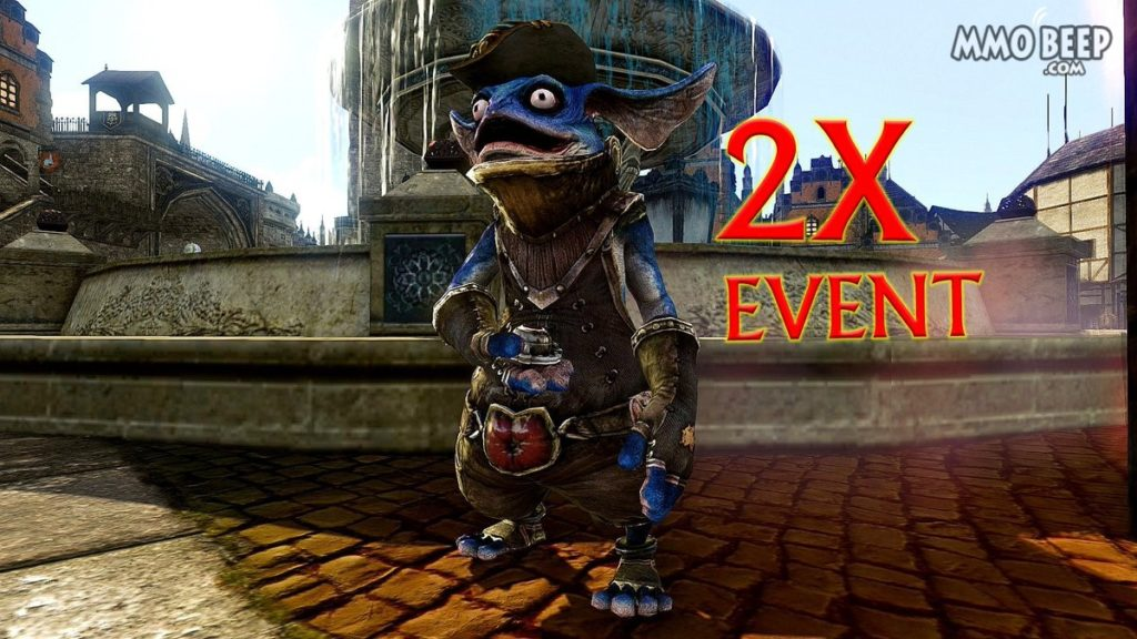 ArcheAge Unchained Double Event