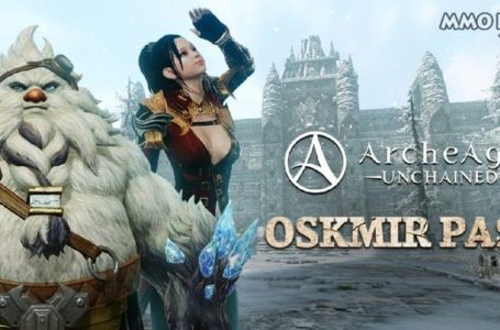 ArcheAge Unchained Oskmir Is Now Live In ArchePass Season 8