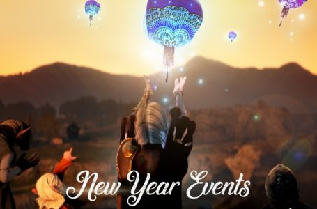 Black Desert New Year Events Patch Brings New Year Events and More