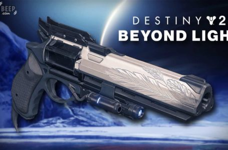 Destiny 2 Hawkmoon catalyst quest added, also news about seasonal activity length and Umbral Engrams return
