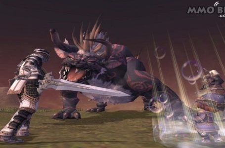Final Fantasy XI Odyssey New Boss For The Area Will Be Added This January