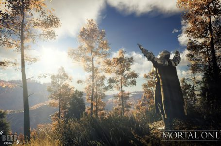 Mortal Online II Latest Beta Patch Notes Released