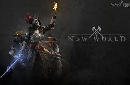 New World January Update Brings Changes To Crafting And A New Weapon, The Rapier