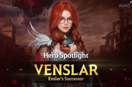 Shadow Arena Venslar Returns As A Support Hero