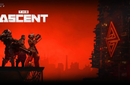 The Ascent Is A New Co-op Dystopian Cyberpunk ARPG Launching This Year
