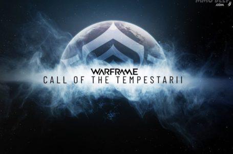 Warframe Call Of The Tempestarii Update Revealed During Warframe Dev Stream