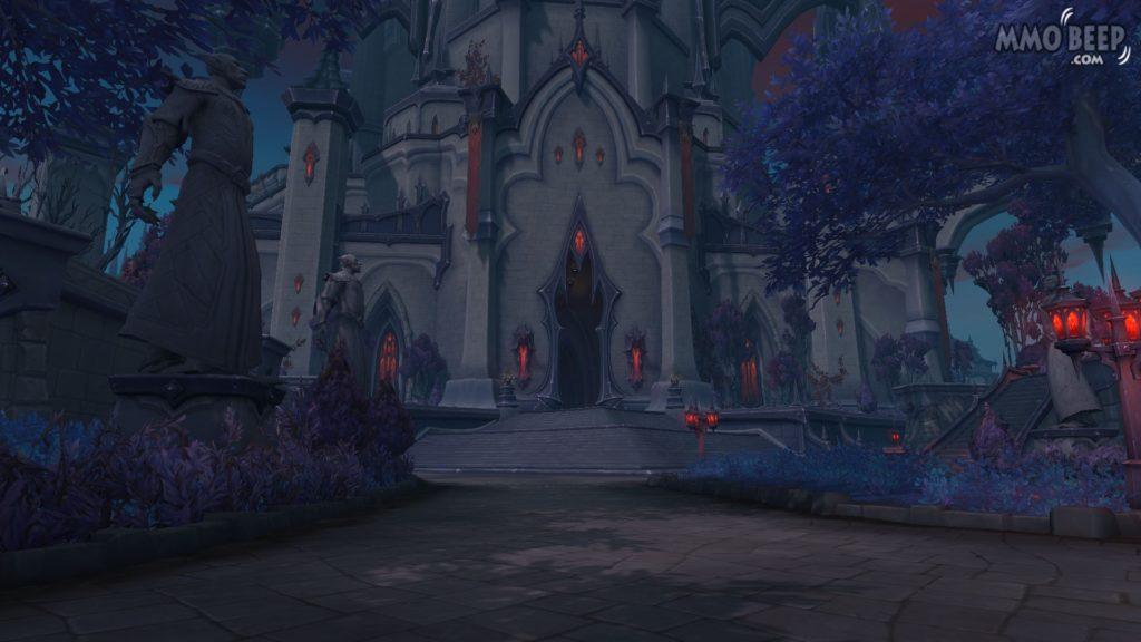 World of Warcraft Castle Nathria