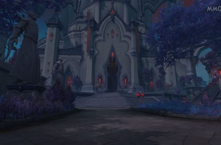 World of Warcraft Castle Nathria: Blood from Stone Featured This Week and More