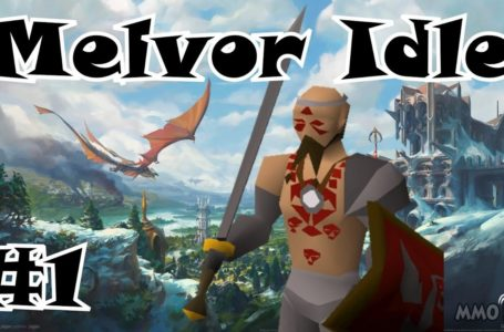 Melvor Idle is a surprise multi-platform hit based on RuneScape