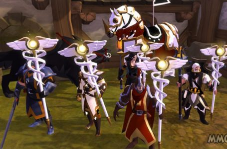 Albion Online Call To Arms Launches On March 17