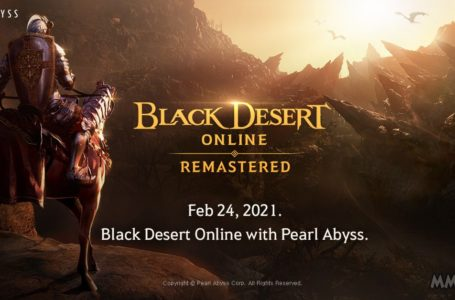 Black Desert Online Transfer To Pearl Abyss Resolved Issues For Those Having Problems With