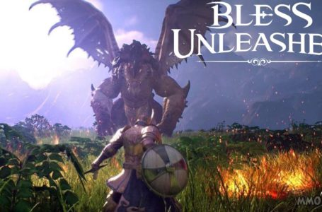 Bless Unleashed Announces Changes Coming With The Spring Update