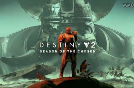 Destiny 2 Season Of The Chosen Coming Next Week